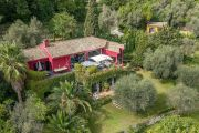 Arrière pays cannois - Luxueuse villa familiale - photo11