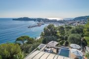 Saint-Jean Cap Ferrat - Panoramic sea view modern property - photo3