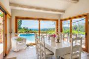 Sole Agent - La Croix-Valmer - Sea view provencal 5 bedroom home - photo8