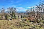 Vence - Plot of land with panoramic sea view - photo2