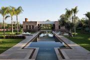 Maroc - Marrakech - Architectural design - photo4