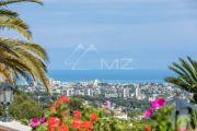 Proche Cannes - Belle villa provençale de caractère avec vue mer - photo3