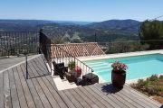 Arrière-pays cannois - Villa récente avec vues - photo2