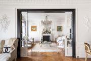 Paris 17ème - Bel appartement haussmanien 156M2 avec parking - photo4