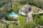 Arrière-pays cannois - Superbe propriété au calme avec piscine - photo1