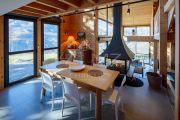Alpes de Haute Provence - Chalet contemporain avec vue imprenable - photo3
