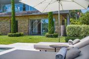 Cap d'Antibes - Villa moderne neuve - photo35