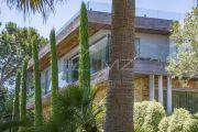 Cap d'Antibes - Villa moderne neuve - photo36