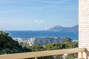 Cannes - Californie - Appartement en étage élevé avec vue mer - photo9