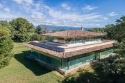 Недалеко от Канн - Вилла от архитектора стекло и метал с видом на море - photo2