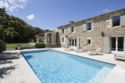 Gordes - Beautiful stone house with tennis court and heated pool - photo2