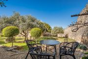 Gordes - Lovely stone built villa with heated pool - photo3