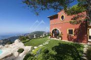 EZE - Provençal villa with panoramic sea view - photo1