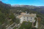Proche Nice - Magnifique château restauré du 17ème siècle avec vue imprenable sur la campagne - photo14
