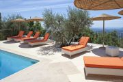 Cannes Back country - Exceptional Bastide with panoramic sea view - photo2