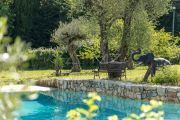 Cannes Backcountry - Provencal style villa on large flat grounds - photo2