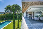 Cap d'Antibes - Villa moderne neuve - photo9