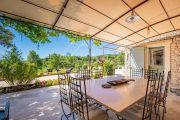 Proche Gordes - Belle maison de vacances avec piscine chauffée - photo4