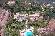 Theoule sur Mer - Rare - True Waterfront Property - Panoramic sea view - photo1