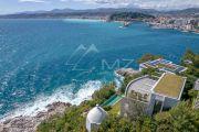 Nice - Cap de Nice - Villa contemporaine en 1ère ligne avec accès mer - photo15