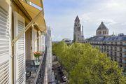 Paris 8 - Triangle d'or - Dernier étage - photo1