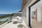 Saint-Tropez - Les Parcs - Villa neuve vue mer panoramique - photo6