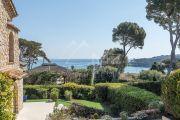 Кап д'Антиб - Великолепная вилла с видом на море - photo3