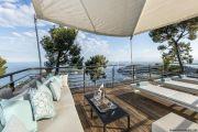 Villefranche - sur - Mer - Belle villa contemporaine avec vue mer - photo4