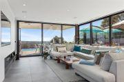 Proche Cannes - Villa contemporaine vue mer - photo3