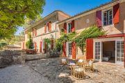 Close to Aix-en-Provence - Provencal farm house with vineyard - photo1
