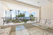 Cannes - Croisette - Elégant 3 pièces avec belle vue mer - photo2