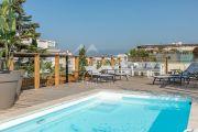 Cannes - Palm Beach - Appartement avec toit-terrasse et piscine privative - photo2