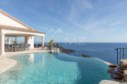 Proche Cannes - Villa rénovée vue mer panoramique - photo4