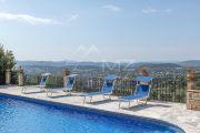 Arrière-pays Cannois - Propriété unique avec vue mer panoramique - photo9