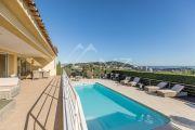 Proche Cannes - Hauteurs de Vallauris - Villa vue mer panoramique - photo4