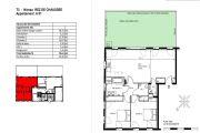 Lyon 1er - 3-room apartment garden level - photo5