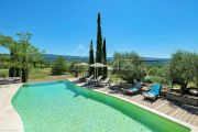 Luberon - Exquisite property with heated pool - photo3