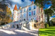 Proche Aix-en-Provence - Château du XIXème siècle - photo1