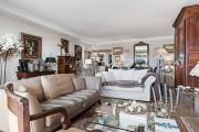 Near Cannes - On the heights - Appartment with panoramic sea view - photo5