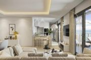 Cannes Palm Beach - New program HELIOS - Luxurious three rooms apartment ANTARES - photo2