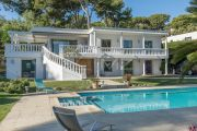 Cap d'Antibes - Californian villa with sea view - photo1