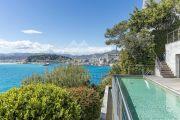 Nice - Cap de Nice - Villa contemporaine en 1ère ligne avec accès mer - photo5