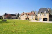 Chateau avec parc et bois proche Caen - photo3