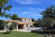 Gordes - Beautiful stone house with pool - photo1