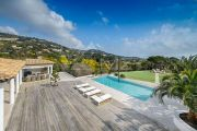 Proche St Tropez- Belle villa contemporaine vue mer - photo5