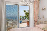Cannes - Croix des Gardes - Appartement avec vue mer panoramique - photo7