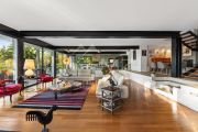 Cannes - Basse Californie - Gated domain - Superb contemporary villa close to the Croisette - photo4