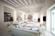 Миконос - Современная недвижимость с панорамным видом на море - photo5