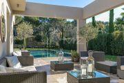 Mougins - Villa moderne avec piscine - photo3