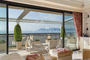 Cannes - Basse Californie - Penthouse avec vue mer panoramique - photo4